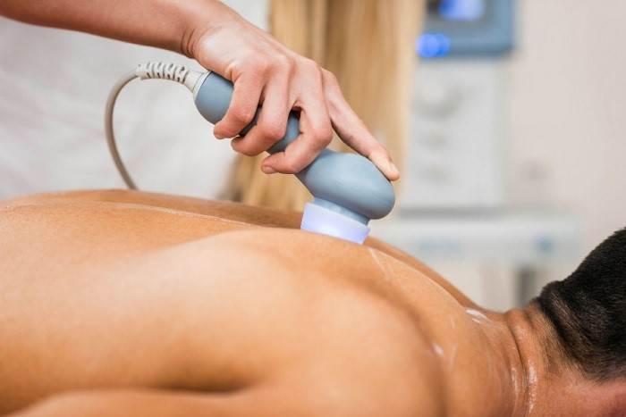 اولتراسوندتراپی برای درمان کمردرد
