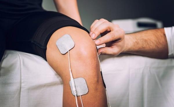 تحریک الکتریکی برای کاهش درد ناشی از بدشکلی زانو