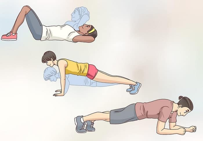 مزایای تمرین درمانی برای درمان زانو درد