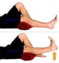 حرکات ورزشی برای تقویت عضلات چهار سر ران و زانو - کلینیک و مرکز تخصصی زانو: متخصص زانو اصفهان، دکتر فرخانی
